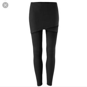 CAbi M'Legging Skirted Leggings Stretch Black 3399